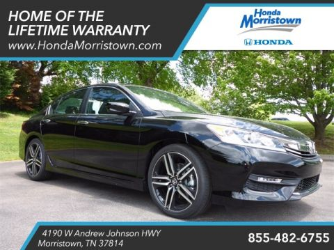 New Honda Accord Sport