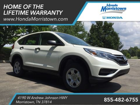 New 2016 Honda CR-V LX AWD