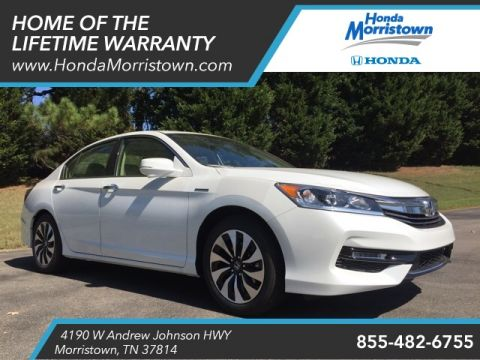 New Honda Accord Hybrid