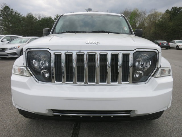 Used Jeep Liberty Limited Jet Edition