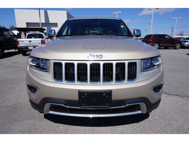 Used Jeep Grand Cherokee Limited