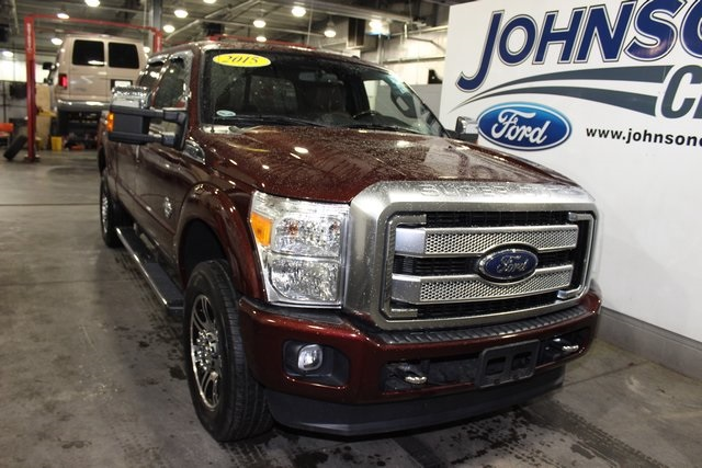 Used Ford F-250SD Platinum
