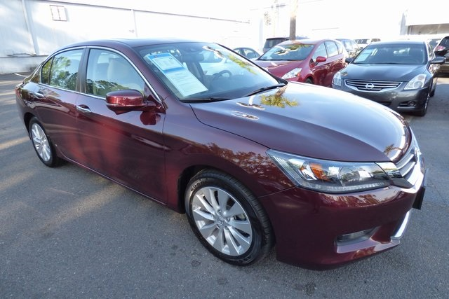 Used Honda Accord EX-L