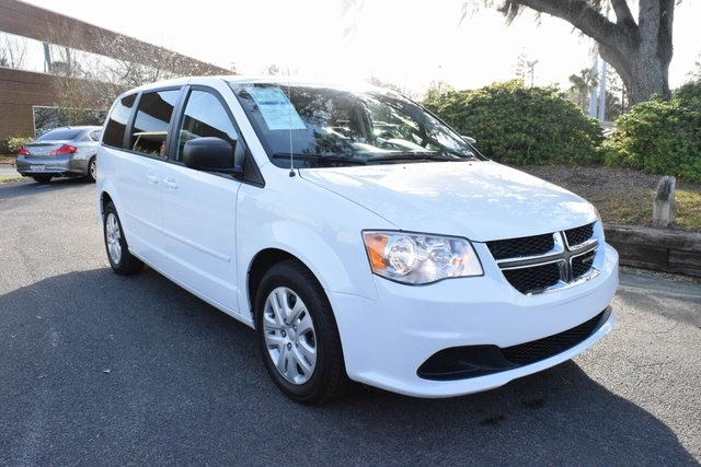 Certified Used Dodge Grand Caravan SE