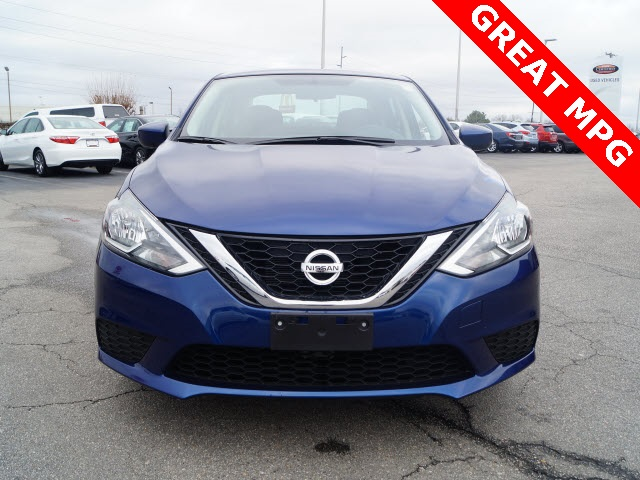 Used Nissan Sentra S